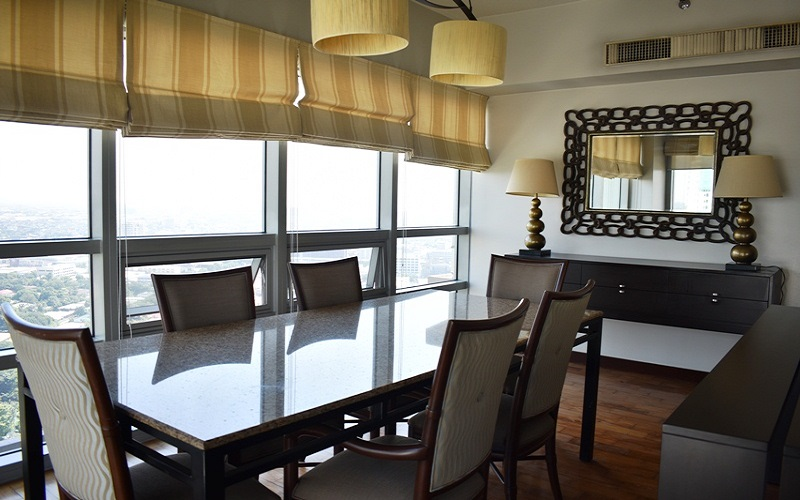 The Residences At Greenbelt - Dining Area