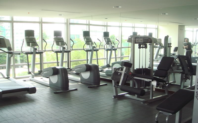 The Residences At Greenbelt - Fitness Gym