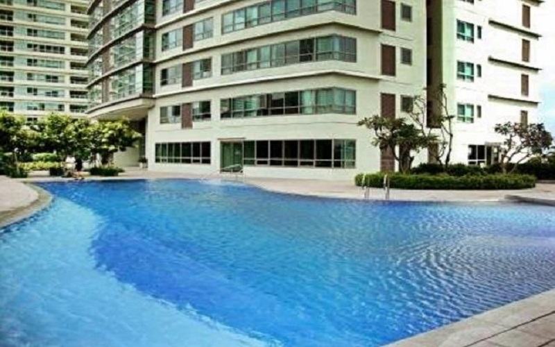 The Residences At Greenbelt - Swimming Pool