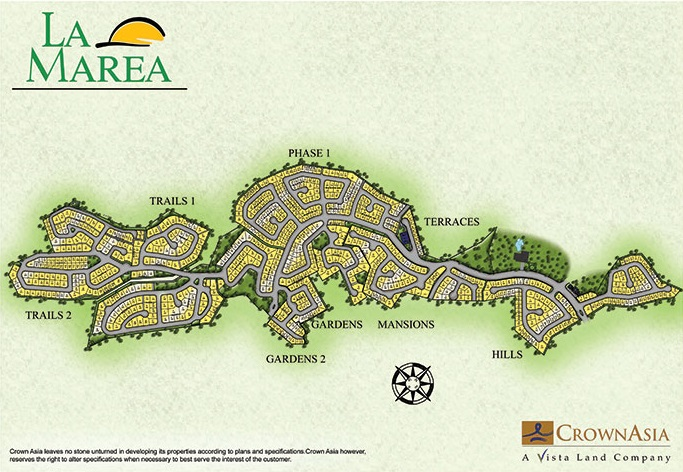 La Marea - Site Development Plan
