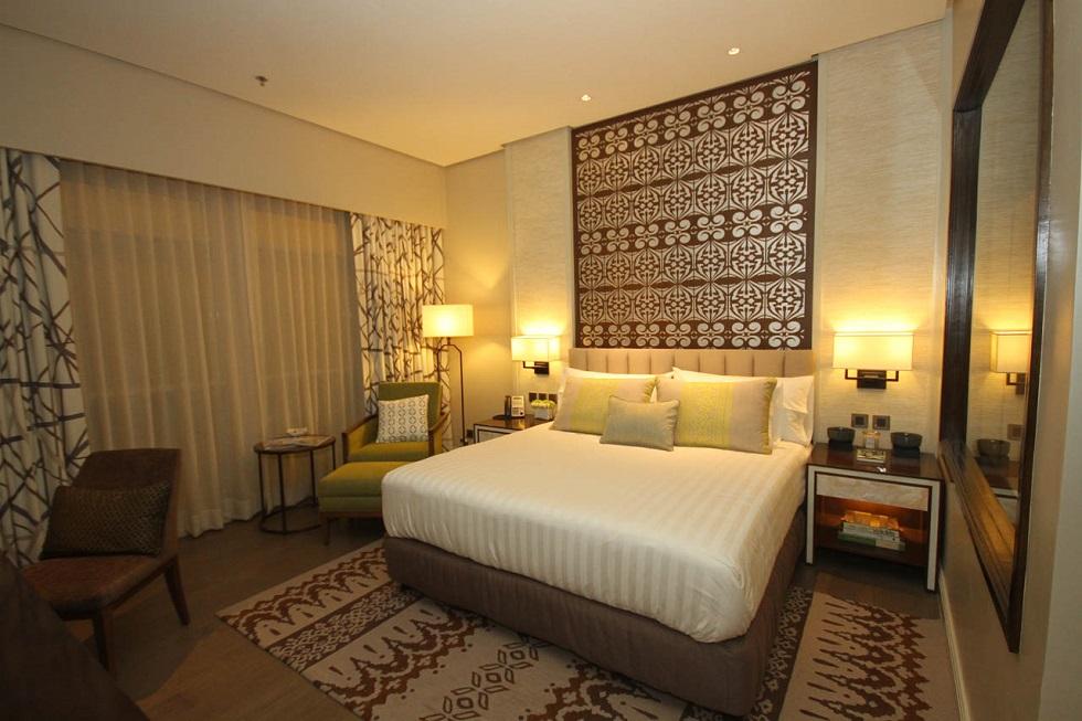 Dusit Thani Residence - Bedroom
