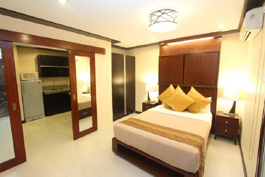 CitiLoft One Condominium - Bedroom