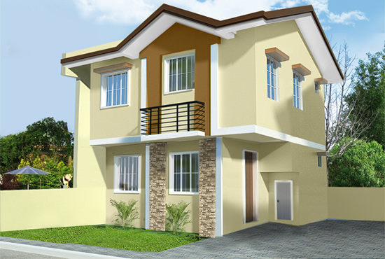 Carmel Cavite - Calista Model House