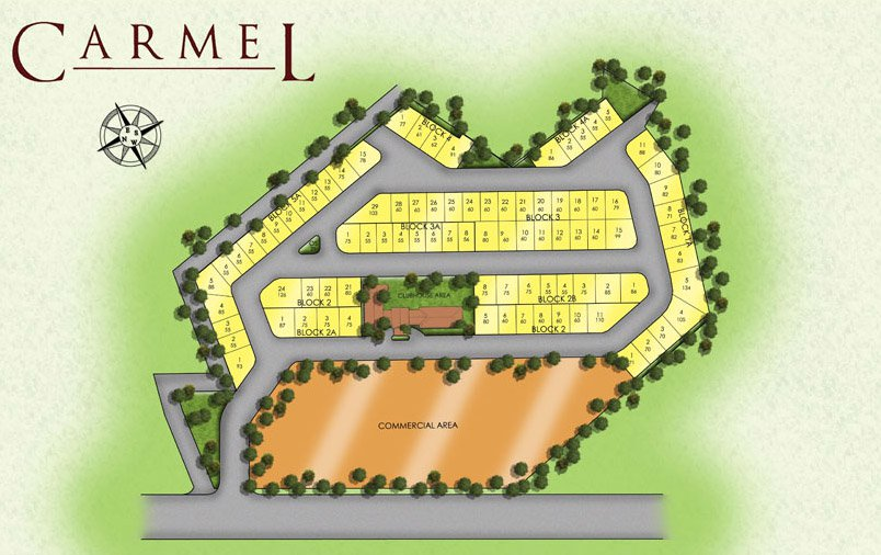 Carmel Cavite - Site Development Plan