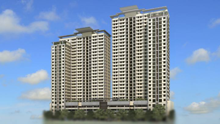 One Centris Place - Building Facade