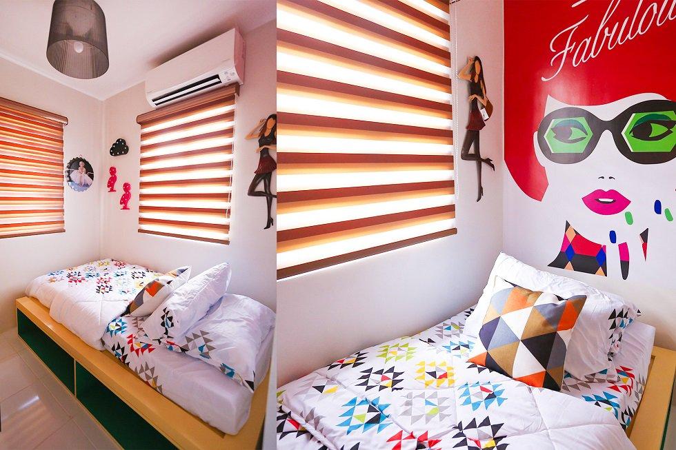 Idesia - Gaia Bedroom