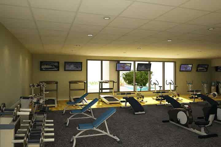 La Breza Tower - Fitness Area