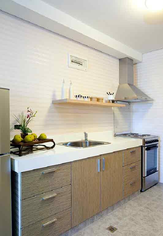 La Breza Tower - Kitchen
