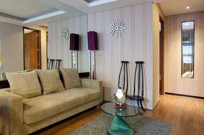 La Breza Tower - Living Area