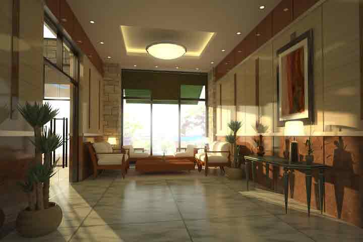 La Breza Tower - Lobby Area