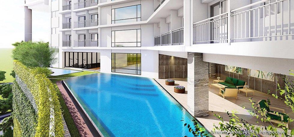 Lush Residences - Lap Pool