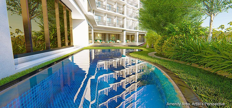 Lush Residences - Swimming Pool