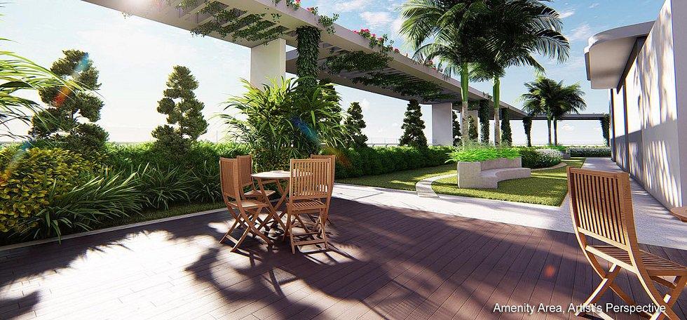 Lush Residences - Roof Deck