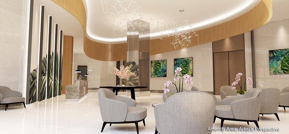 Lush Residences - Elevator Area