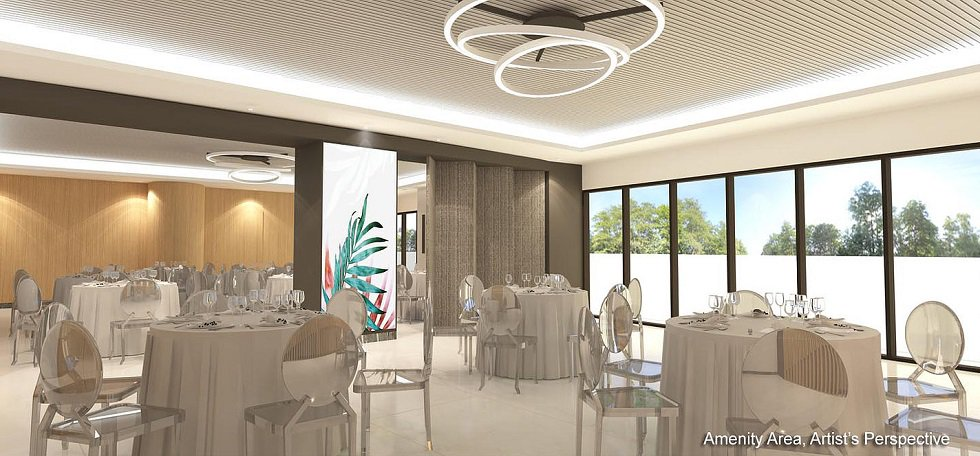 Lush Residences - Function Room