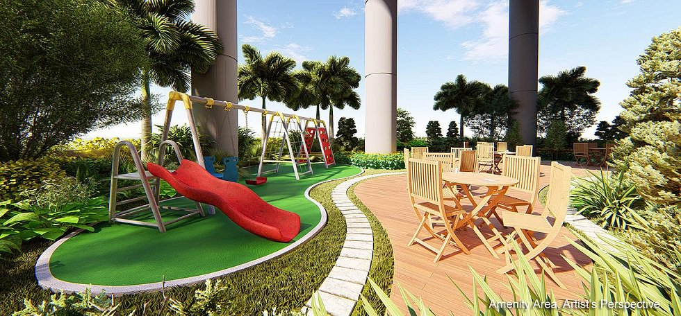 Lush Residences - Kids Play Area