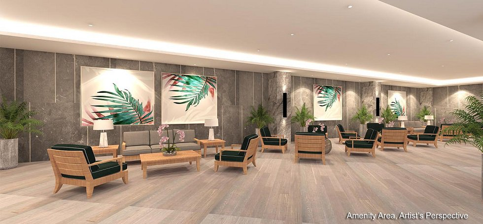 Lush Residences - Grand Lobby