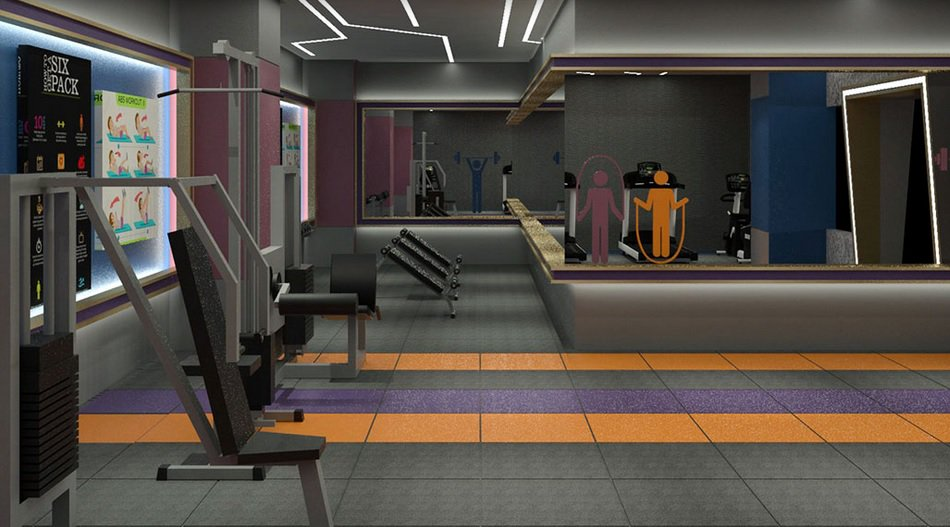 Quantum Residences - Fitness Gym