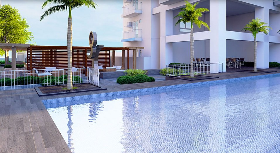 Quantum Residences - Swimming Pool