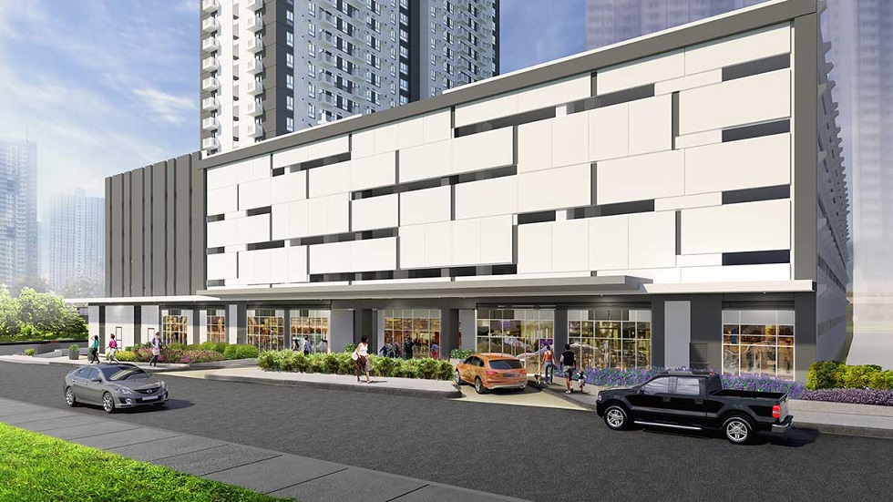 Avida Towers Verge - Retail Area