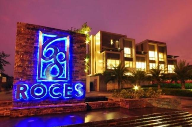 68 Roces - Main Entrance