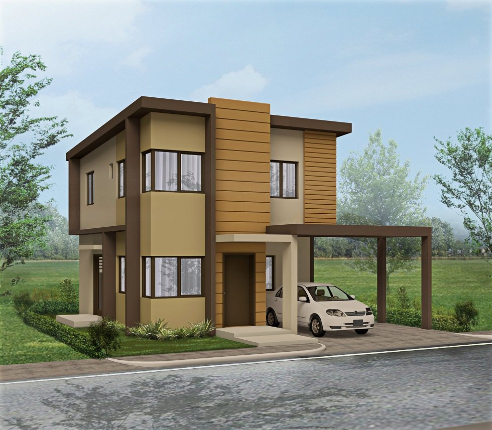 Solviento Villas - Viola House Model