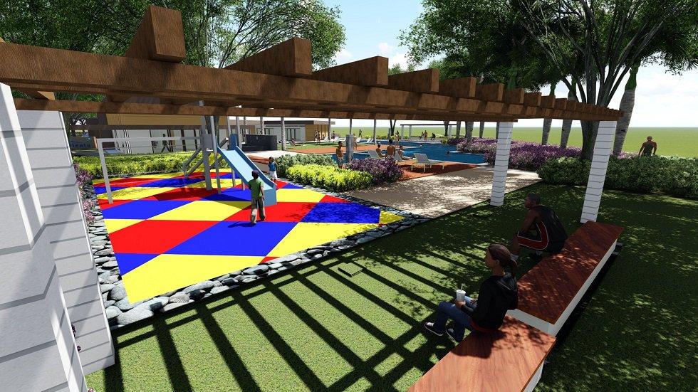 Solviento Villas - Kids Play Area