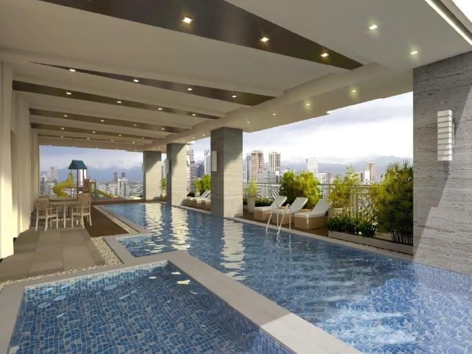 Valencia Hills - Swimming Pool