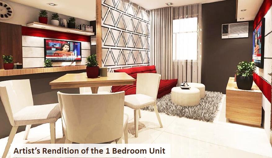 Ananda Square - 1 Bedroom Unit