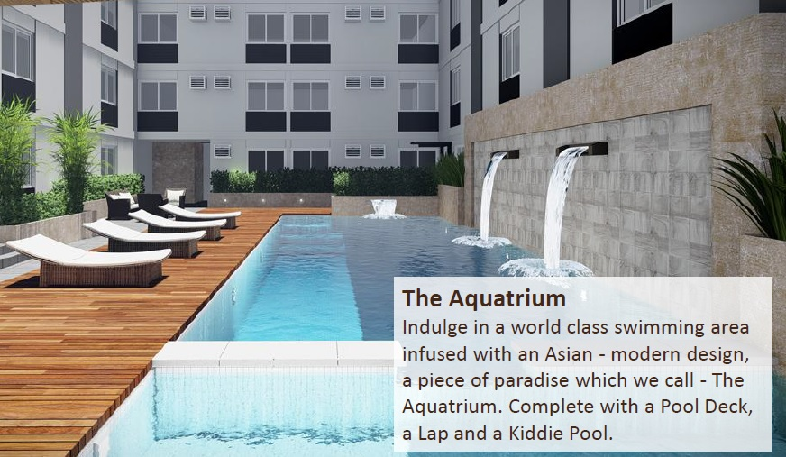 Ananda Square - Swimming Pool