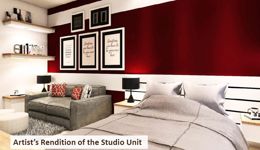 Ananda Square - Studio Unit
