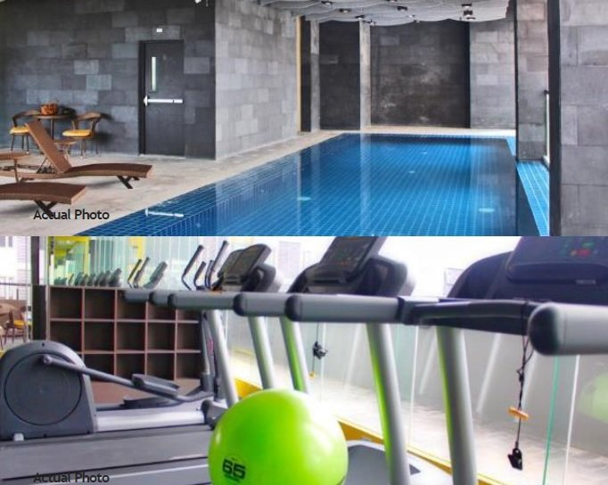 Torre Lorenzo Loyola - Pool and Gym