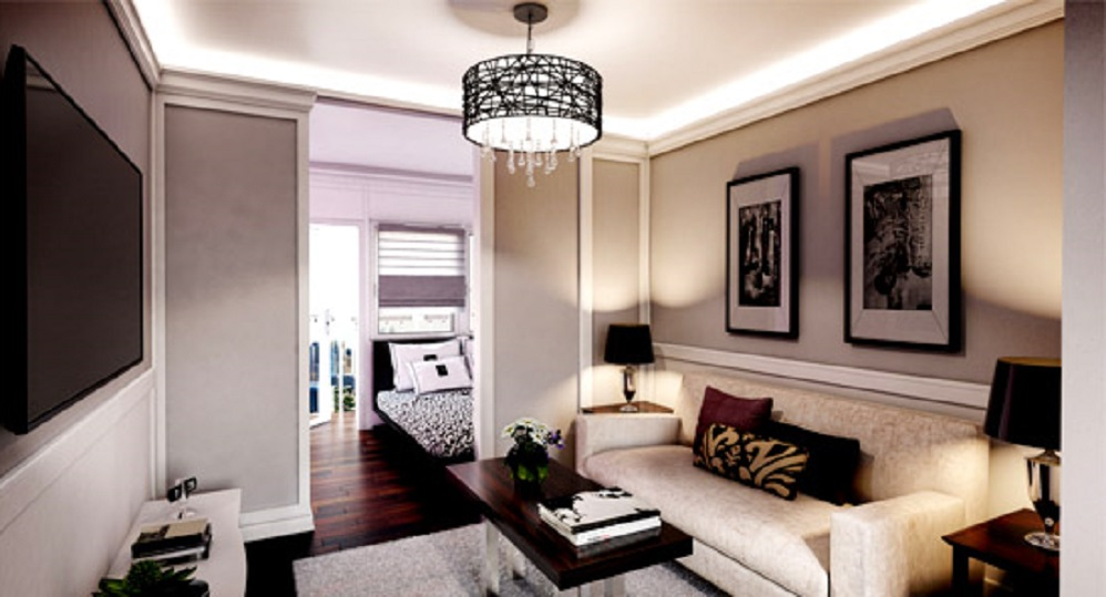 Glam Residences - Living Room