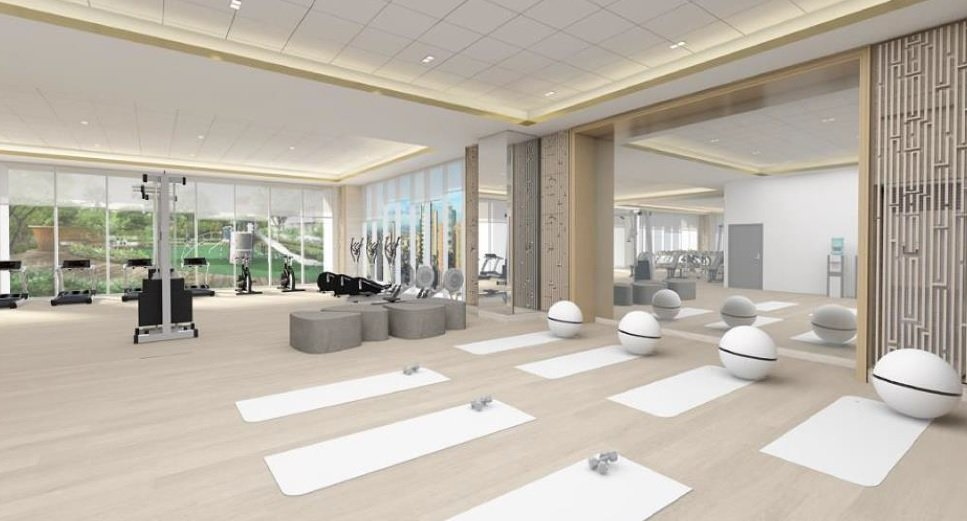 Glam Residences - Fitness Gym