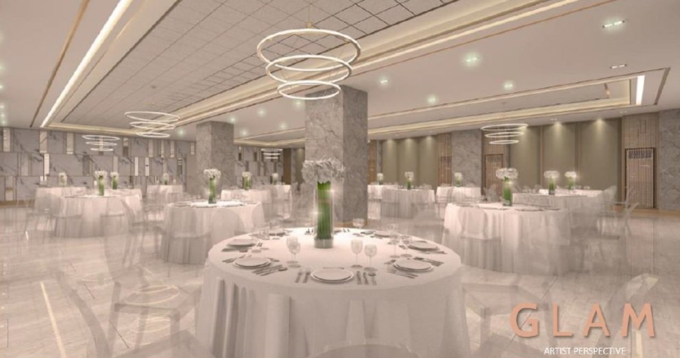 Glam Residences - Function Room