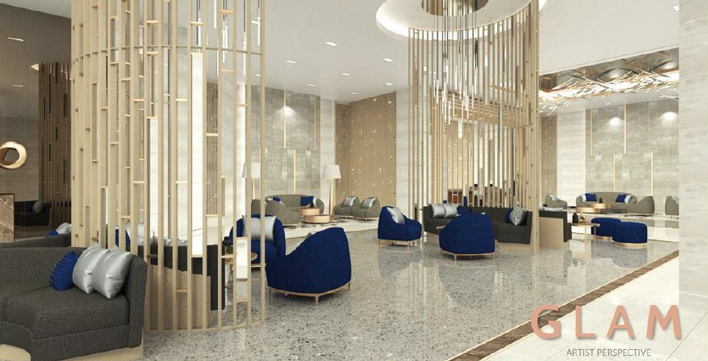 Glam Residences - Grand Lobby