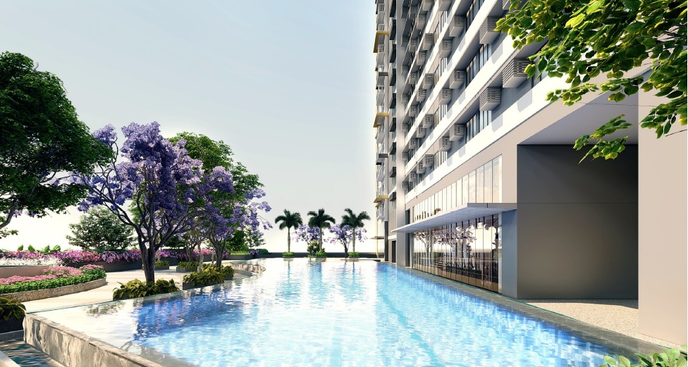 Glam Residences - Pool Area