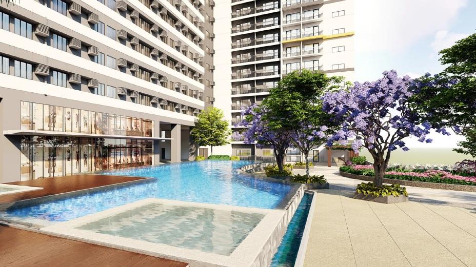 Glam Residences - Swimming Pool