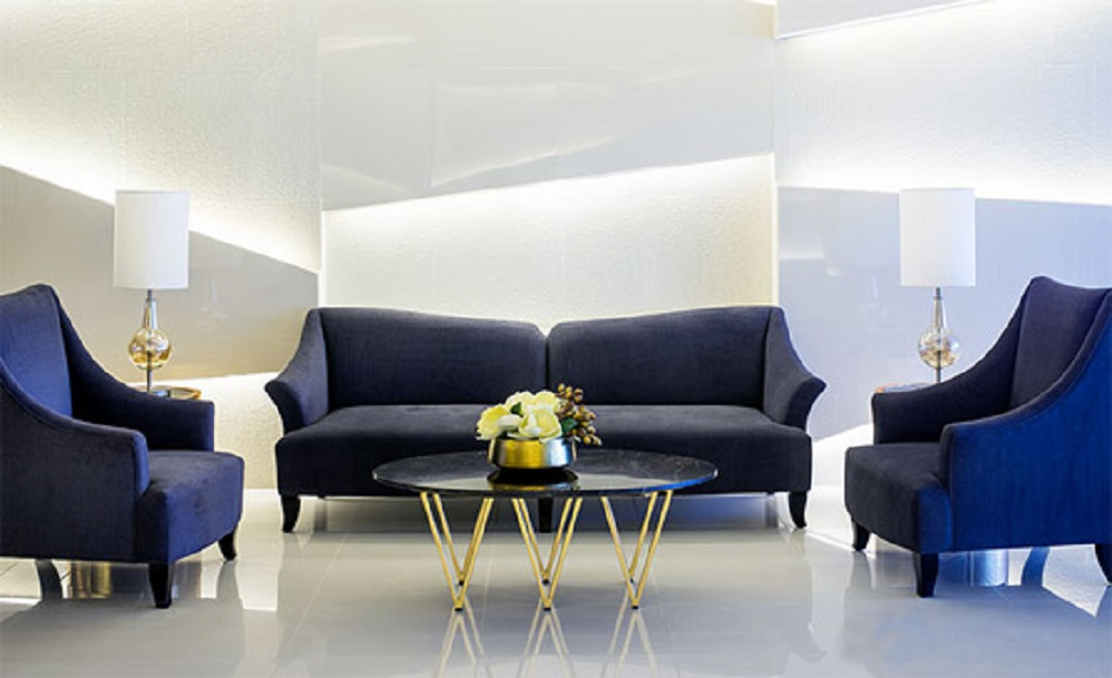 Glam Residences - Living Area