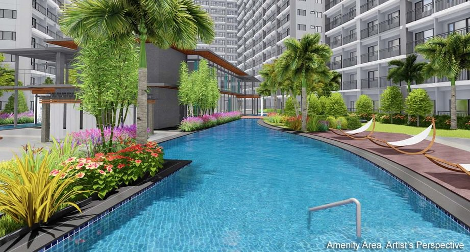 Sail Residences - Swimming Pool