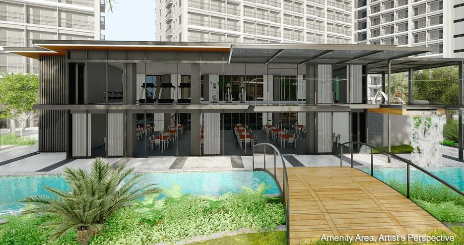 Sail Residences - Clubhouse