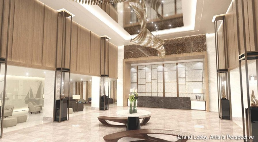 Sail Residences - Grand Lobby