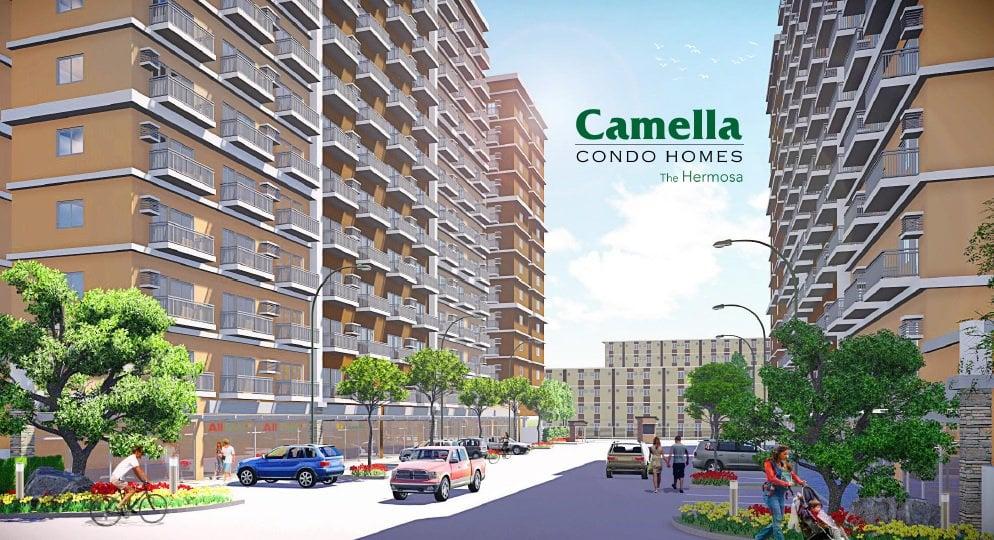 The Hermosa - Building Facade