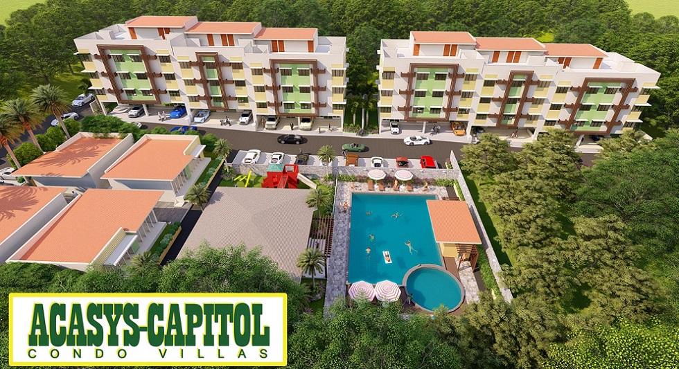 Acasys Capitol Condo Villas - Aerial View