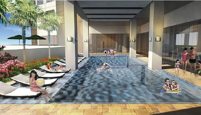 Hotel 101 Davao - Infinity Pool