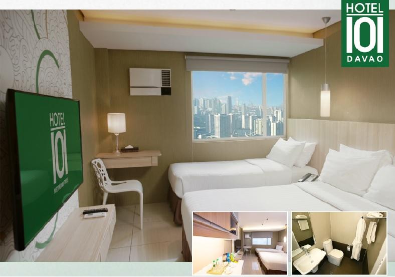 Hotel 101 Davao - Hotel 101 Davao Room