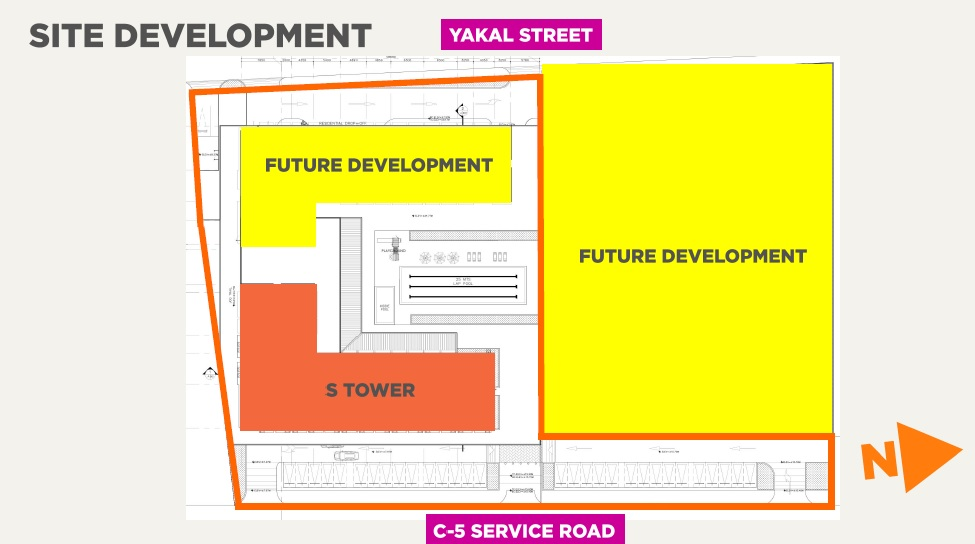 S Tower At SYNC - Site Development Plan