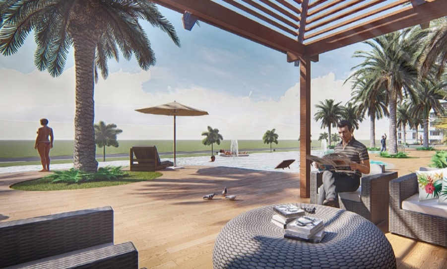 Mi Casa - Lounge Pool