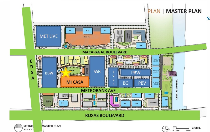 Mi Casa - Site Development Plan