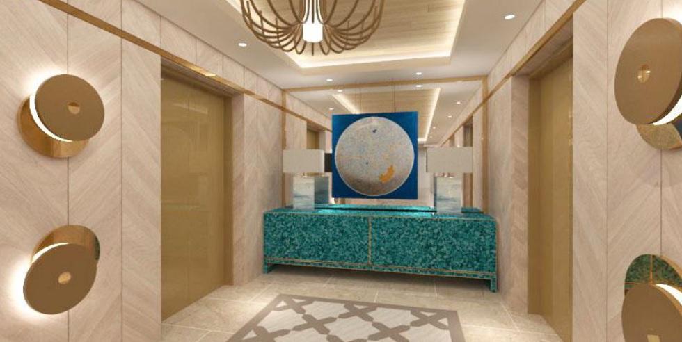 Mi Casa - Lift Lobby